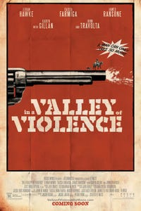 In a Valley of Violence as Mary Anne