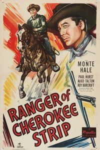 Ranger of Cherokee Strip as Eric Parsons
