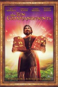 The Ten Commandments as God