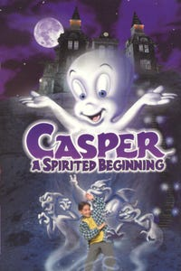 Casper: A Spirited Beginning as Sheila