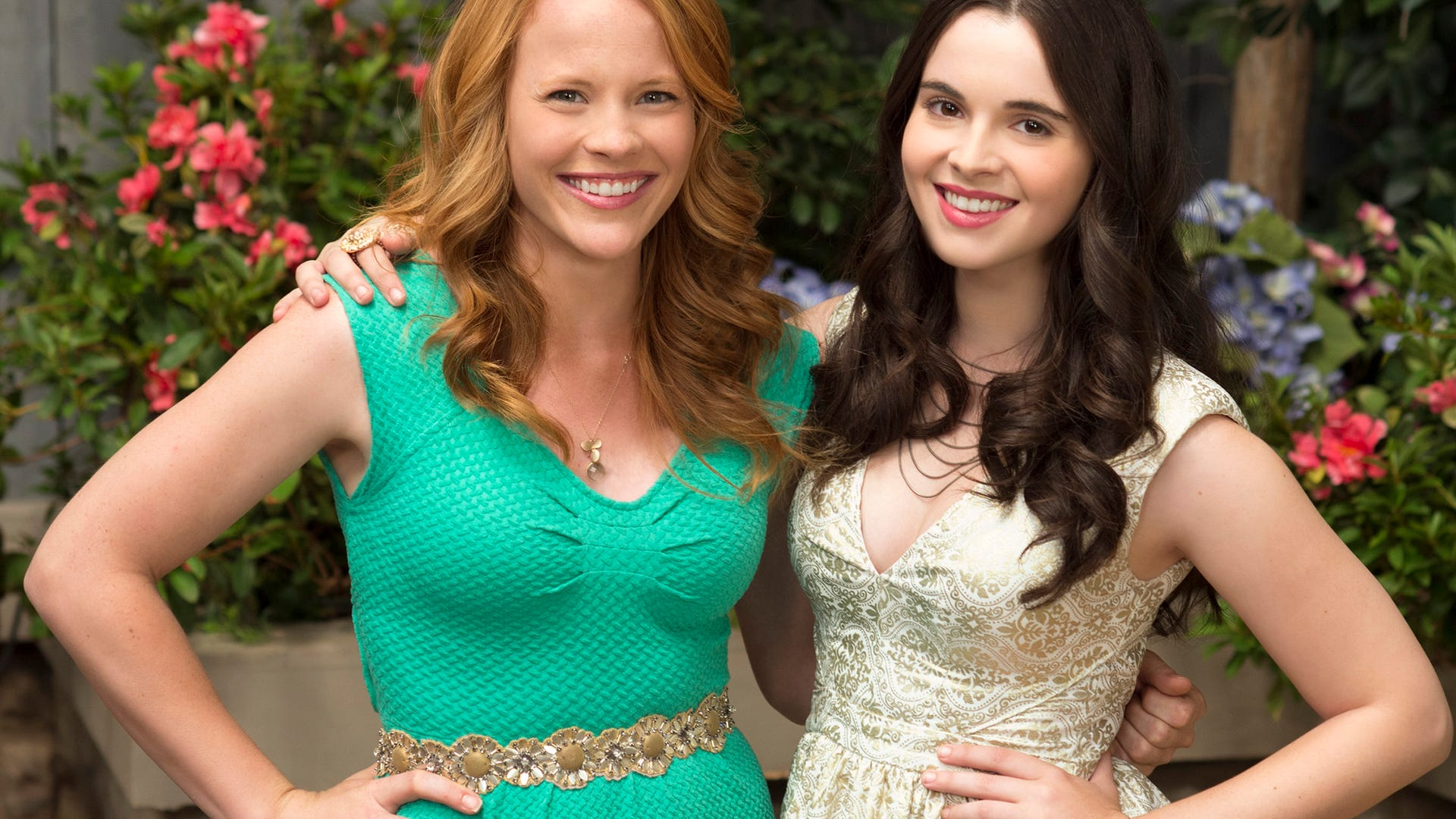 Katie Leclerc and Vanessa Marano, Switched at Birth