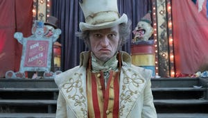 A Series of Unfortunate Events Mega Buzz: What Caused Count Olaf and Lemony Snicket's Feud?