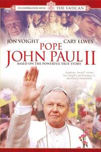 Pope John Paul II as Karol Wojtyla