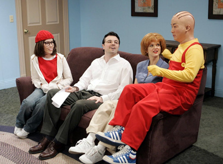 MADtv - Crista Flanagan, Seth MacFarlane guest-stars as Peter Griffin, Arden Myrin, Bobby Lee