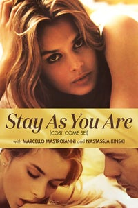 Stay as You Are as Francesca