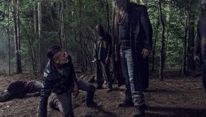 The Walking Dead Is Setting Up a Negan vs. Beta Smackdown