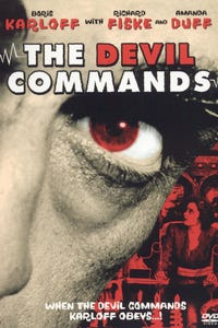 The Devil Commands as Seth Marcy