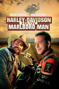 Harley Davidson and the Marlboro Man as Jimmy