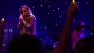 """Watch Amy Poehler Sing Bette Midler's """"The Rose"""" with Jack Black"""