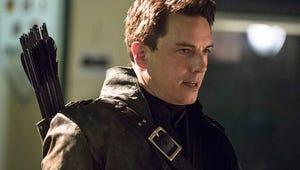 Arrow Promotes John Barrowman to Series Regular for Season 3