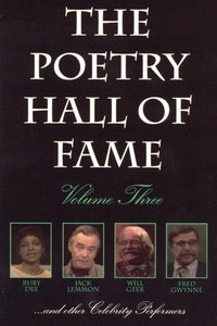 Poetry Hall of Fame, Vol. Three as Host