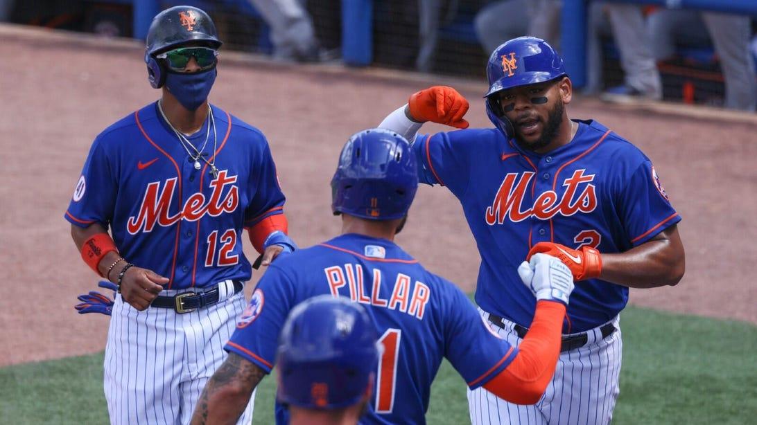 MLB New York Mets baseball