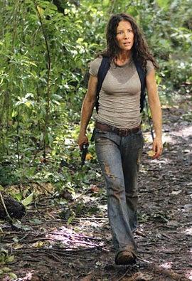 """Lost - Seaon 6 - """"Sundown"""" - Evangeline Lilly"""