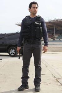 Ramon Rodriguez as Delgado
