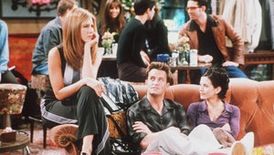 At Least Jennifer Aniston Is Down for a Friends Reunion