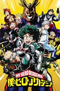 My Hero Academia as Izuku Midoriya