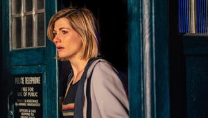 'Doctor Who' Stars Unpack Season 12's Deep Dive Into the Doctor's Past