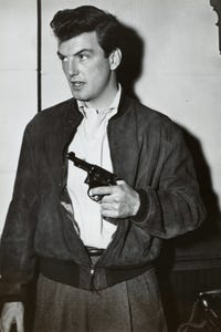 William Campbell as Luke