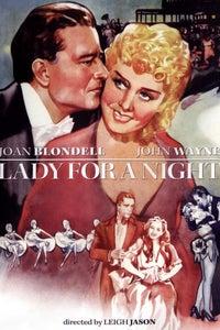 Lady for a Night as Prosecutor