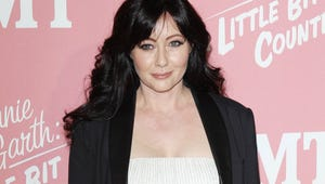 Riverdale Casts Shannen Doherty for Special Tribute to Luke Perry