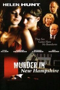 Murder in New Hampshire: The Pamela Smart Story as Pamela Smart