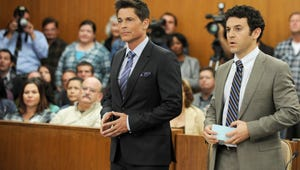 5 Things We Learned About Rob Lowe's New Show The Grinder