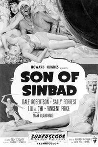 Son of Sinbad as Omar Khayham
