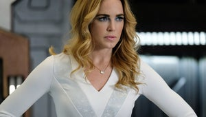 Legends of Tomorrow Exclusive: Does Ava Have a Crush on Sara?