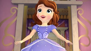 Exclusive: Disney Channel to Premiere New Princess Franchise Sofia the First