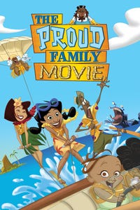 The Proud Family Movie as Dr. Carver