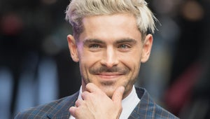 Zac Efron Is Going Full Daddy for a Disney+ Three Men and a Baby Remake