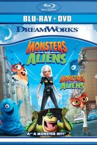 Monsters vs. Aliens as Susan Murphy/Ginormica