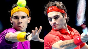 Federer and Nadal's Charitable Match