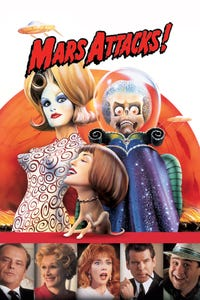 Mars Attacks! as First Lady Marsha Dale