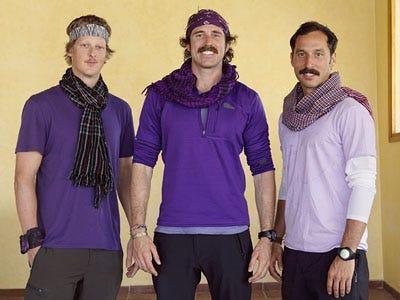 Expedition Impossible - Season 1 - Taylor Filasky, Eric Bach and John Post