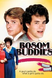 Bosom Buddies as Herself