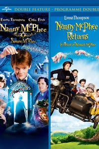 Nanny McPhee as Cedric Brown