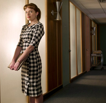 Mad Men - Season 2 - Elisabeth Moss as Peggy Olson