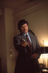 Charles Bronson as Father - Mr. Roberts