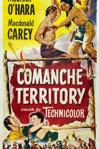 Comanche Territory as Walsh