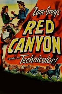 Red Canyon as Man