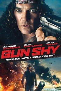 Gun Shy as Turk Henry