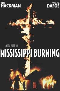 Mississippi Burning as Mrs. Pell