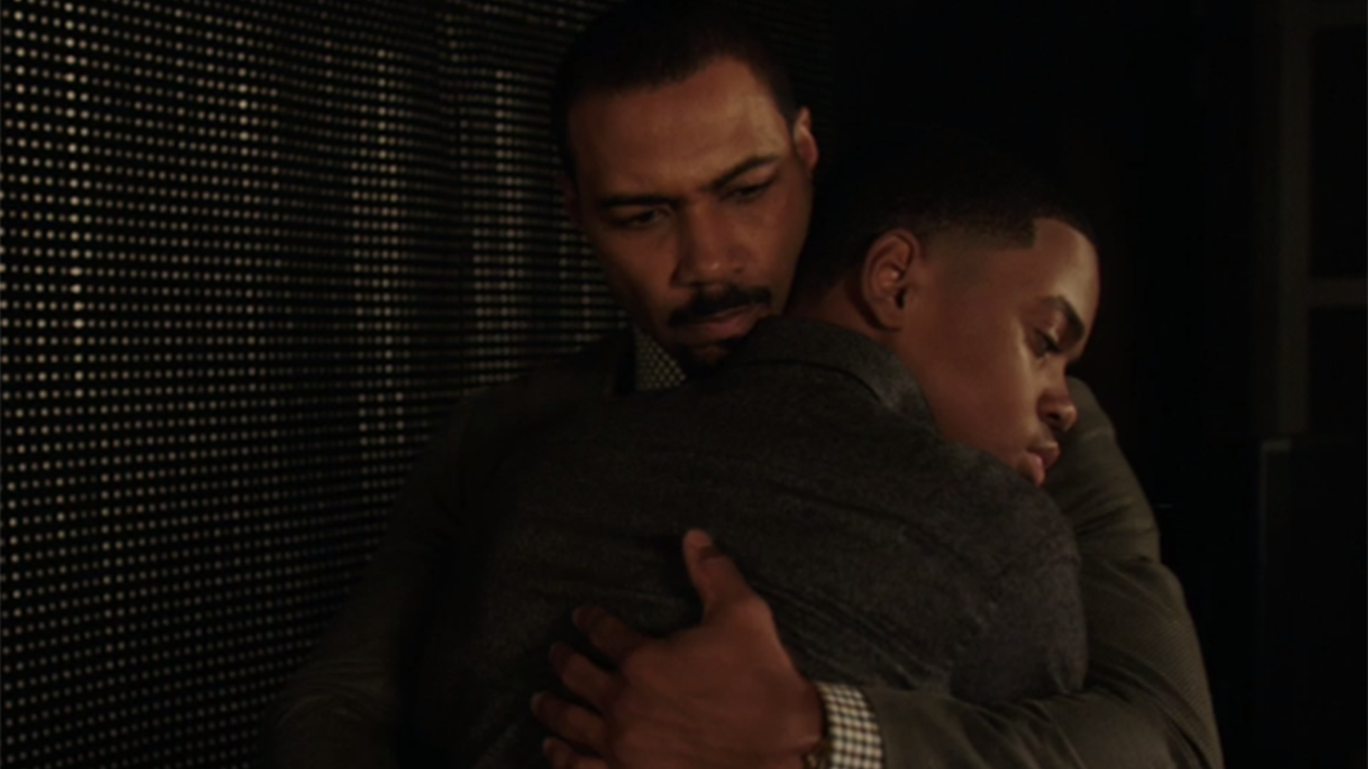 Omari Hardwick as James St. Patrick and Michael Rainey as Tariq, Power