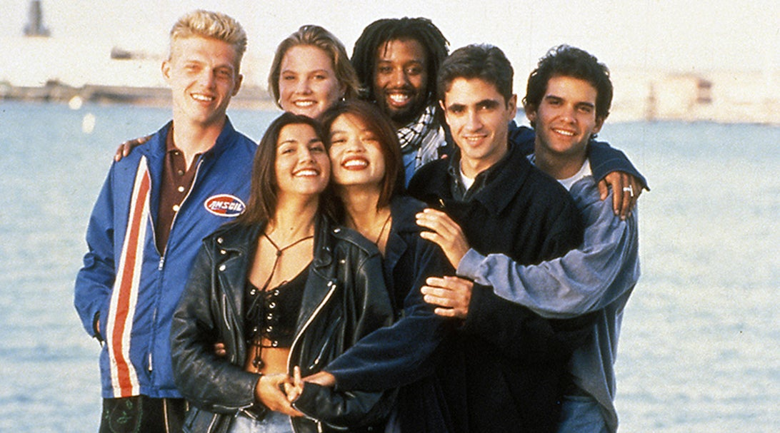 1994 San Fransisco Cast, The Real World