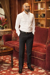 Usman Ally as Ambassador Al Jaffar