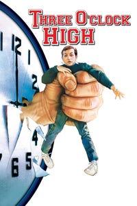 Three O'Clock High as Mr. Rice