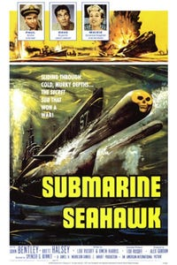 Submarine Seahawk as Paul Turner