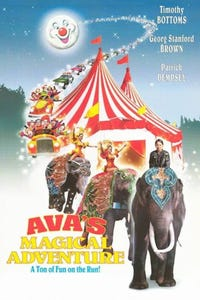 Ava's Magical Adventure as Sarah