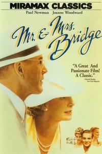 Mr. & Mrs. Bridge as Grace